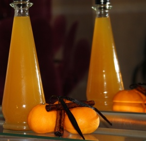 Mandarinen-Sirup