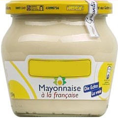 Eingekaufte MAyonnaise