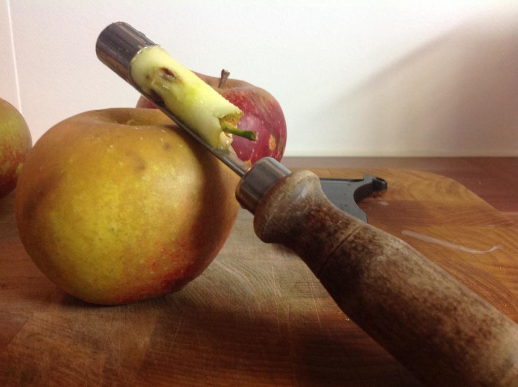 Apfelaustecher