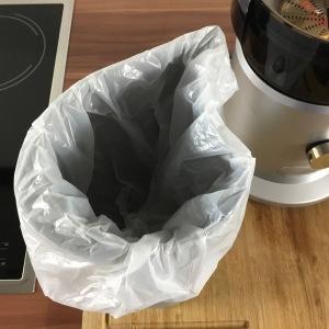 Entsafter Müllbeutel